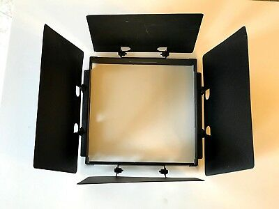 "Paul Buff LMBD4 Barn Doors for White Lightning AlienBees 7"" Reflector  & LiteMod"