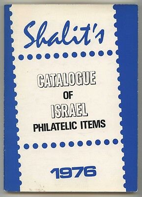 Shalit's CATALOGUE of ISRAEL PHILATELIC ITEMS, Special Event Covers, 1st Flights