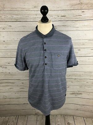 a637caee79b8a TED BAKER Polo Shirt - Size 4 Large - Blue - Great Condition - Men s