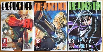 One Punch Man - Manga Lot