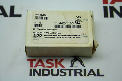 Anderson Power Products SB175A HSG/SPG GRAY 940 442-1160