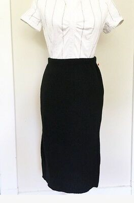 17696fc7e Black Sweater Knit Pencil Skirt Made In The USA🖤 Size Small. Perfect For  Fall