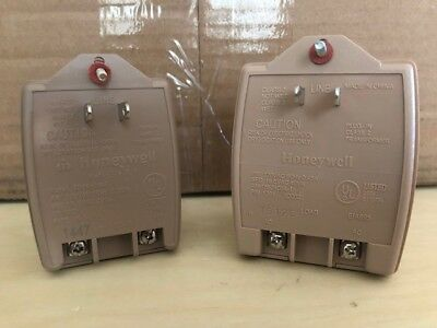 Honeywell Ademco 1321 & 1361  Plug In Transformers 16.5VAC 25VA /40 VA SUPER !