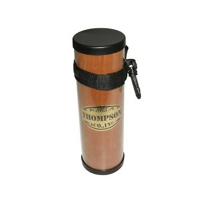 Le Tube Thompson Cigar Humidor Tube cedar lined crush-proof Travel holder case