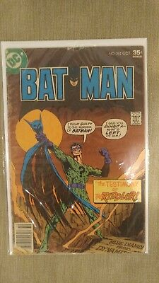 Detective Comics Batman Brave and the Bold 197 292 527 528 529 533 Nice Lot of 6