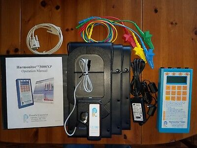 Power quality analyzer Harmonitor 3000XP & laptop, Best offer takes it all!