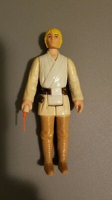 Vintage Original 1977 Star Wars Luke Skywalker  Action Figure