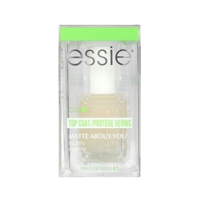 Essie Nail Polish 'Matte About You' Top Coat 0.46 fl oz / 13.5 mL