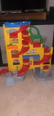 Fisher Price Car Racing Sets