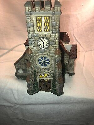 Department 56 Dickens' Village Series Church Of St. Alban 4028699 2012
