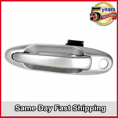 Outside Door Handle For 00-06 Toyota Tundra SEQUOIA 040 White Front Left B4082