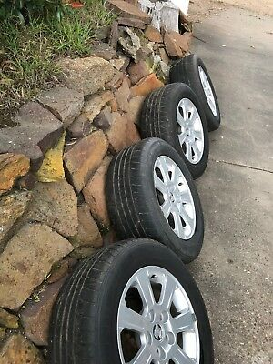 Ve Holden Commodore 7X16 Mag Wheels