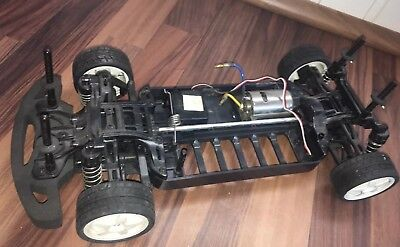 Rc Chassie 4WD in 1:10