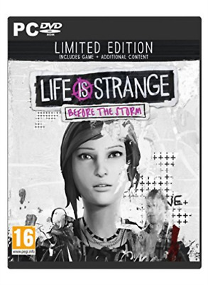 PC-Life is Strange: Before The Storm - Limited Edition /PC (NOT FOR SAL GAME NEW