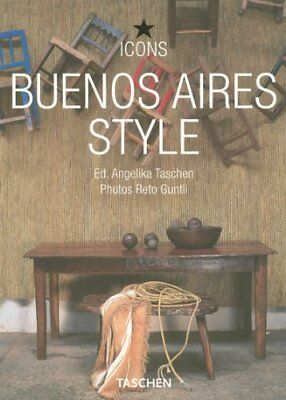 Buenos Aires Style (Icons Series) (English and German Edition)