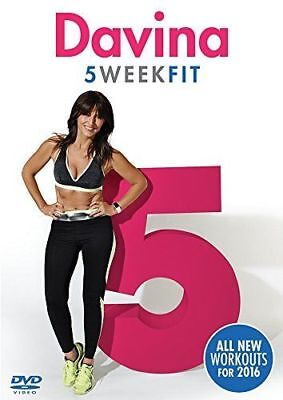Davina: 5 Week Fit New for  with Davina McCall New and sealed. Free delivery