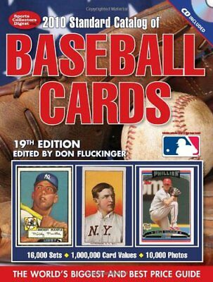 Standard Catalog of Baseball Cards [With CDROM] (Standard... Mixed media product