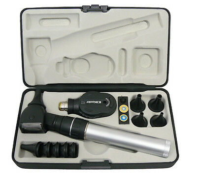 Keeler Practitioner 2.8v Fibre Optic Diagnostic Set - FREE LASER ENGRAVING