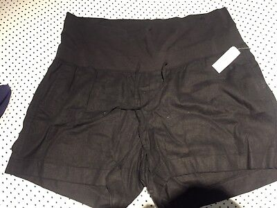 Old Navy Maternity Shorts Linen Large