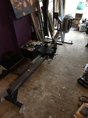 Concept2 Model D Indoor Rower with PM5 Monitor - Grey