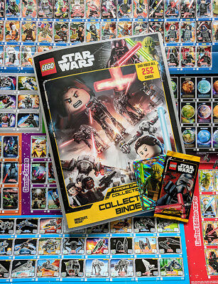 Lego Star Wars Series 1 Trading Cards - All Cards 30p Each - Choose Your Own