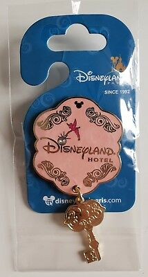 Pins Disneyland Paris Collection HOTELS DISNEYLAND HOTEL Pin's