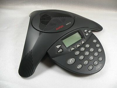 Avaya 4690 IP Conference Station Speaker Phone Base With Power