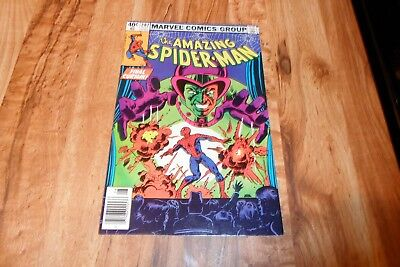 THE AMAZING SPIDER-MAN  # 207  very fine + CONDITION