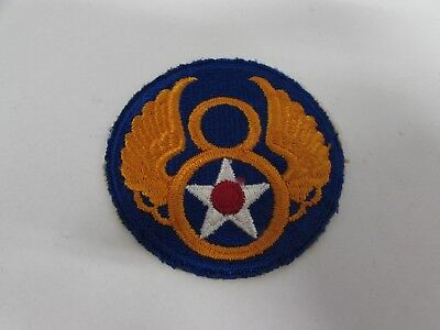 WWII US Army 8th Air Force Army Air Corps patch.