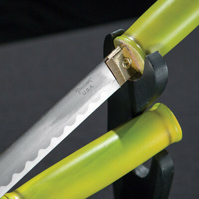 Bamboo Katana Sword Full Tang Battle Ninja Carbon Steel Blade Ready Japanese