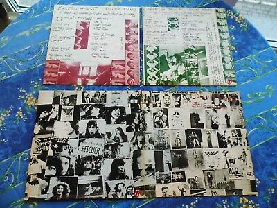 Rolling Stones ♫ Exile On Main Street 1972 ♫ Rare Mint- Doppel Lp