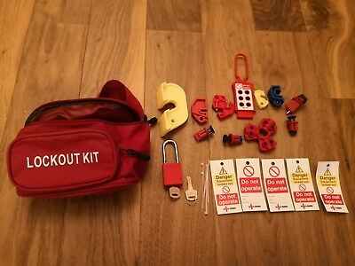 Electrican Lock Out Kit NICEIC