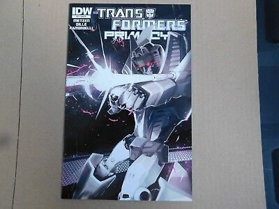 The Transformers Primacy, Issue # 2 Ri, Retailer Incentive Limited Edition Cover