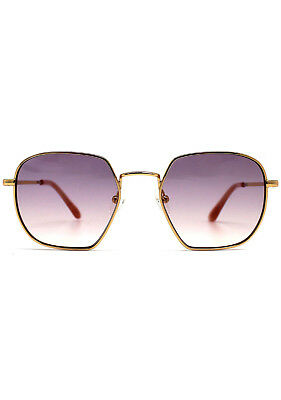 e7206254bc27 NEW TOMS Sawyer Sunglasses in Yellow Gold/Purple Peach Gradient - SALE