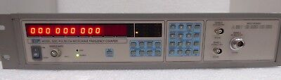 EIP MODEL 585C PULSE/CW MICROWAVE FREQUENCY COUNTER 20 GHz