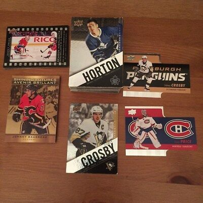2015-16 Ud Tim Hortons Complete Card Set * Base + Golds + Keys + Ll = 134*