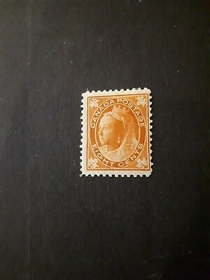 """CANADA SC #72 QV """"Maple Leaf"""" Issue - Fine Condition - Mint OG"""