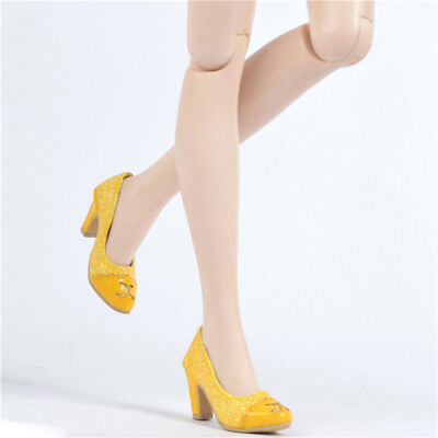 "Sherry 16"" Tonner Ellowyne Wilde Shoes Doll Yellow color  96-es-06"