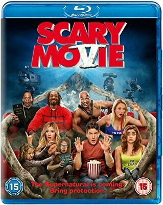 Scary Movie 5 [Blu-ray] - DVD  8QVG The Cheap Fast Free Post