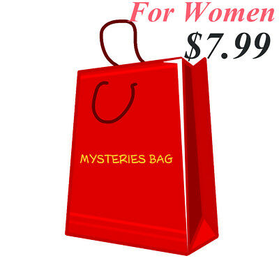 $7.99 Christmas Mysteries Bag Gift For Women make up Electronics ... Brand New