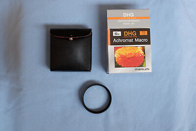 Marumi 62mm DHG Macro 330 (+3) Achromat Close up Lens, Made in Japan