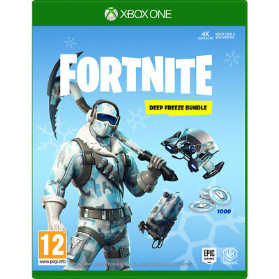 Xbox Games M1READWAR21904 FORTNITE: Deep Freeze Bundle