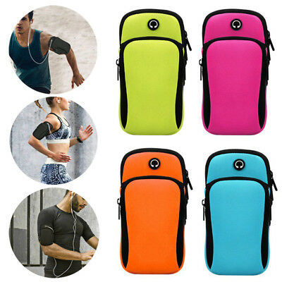 Sport Armband Running Exercise Gym Arm Band Pouch Holder Bag Case For Cell Phone