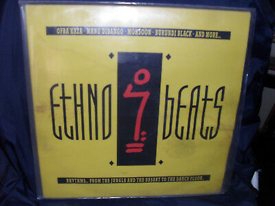 Ethno Beats (Rhythms.. From The Jungle And The Desert To The Dance Floor..) -2LP