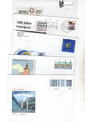 Germany Various Fdc/covers/cards X20 From Collection 6B/17