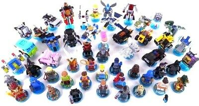 *Lego Dimensions Minifigures Vehicle W Tag *Complete UR Set 👾Buy 4 get 1 free👾