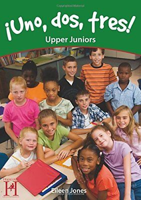 �Uno, dos tres! Upper Juniors by Eileen Jones Book The Cheap Fast Free Post