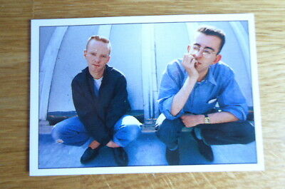 The Communards Panini The Smash Hits Collection 87 Sticker  1987  Mint