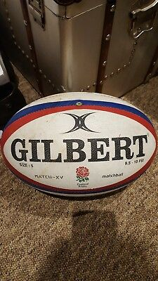 England Rugby Matchball
