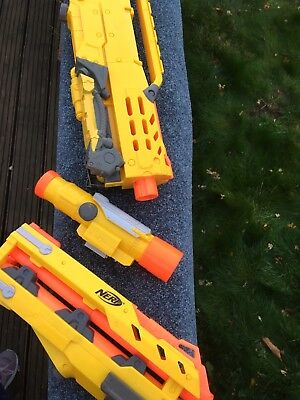 Nerf N Strike Longshot CS6. No Bullets